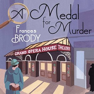 A Medal for Murder Audiobook By Frances Brody cover art
