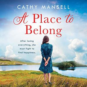 A Place to Belong Audiobook By Cathy Mansell cover art