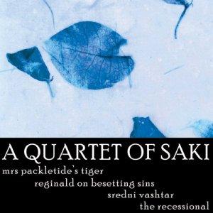 A Quartet of Saki Audiobook By Saki cover art