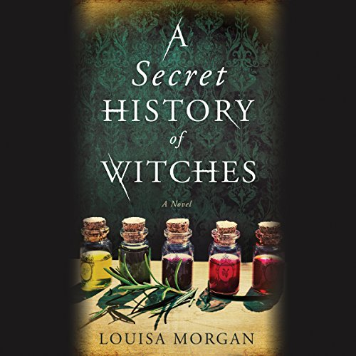 A Secret History of Witches Audiobook By Louisa Morgan cover art