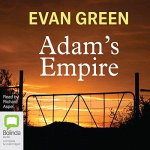 Adam's Empire Audiobook By Evan Green cover art