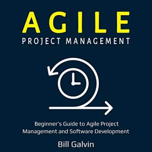 Agile Project Management - Beginner's Guide to Agile Project Management and Software Development Audiobook By Bill Galvin cover art