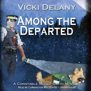 Among the Departed Audiobook By Vicki Delany cover art