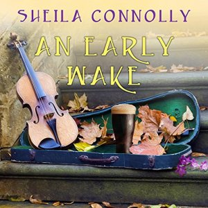 An Early Wake Audiobook By Sheila Connolly cover art