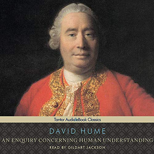 An Enquiry Concerning Human Understanding Audiobook By David Hume cover art