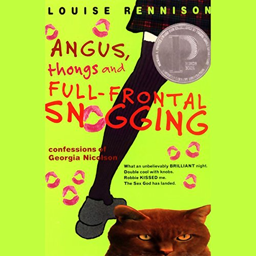 Angus, Thongs, and Full-Frontal Snogging Audiobook By Louise Rennison cover art