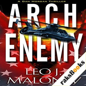 Arch Enemy Audiobook By Leo J. Maloney cover art