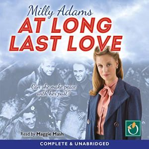 At Long Last Love Audiobook By Milly Adams cover art