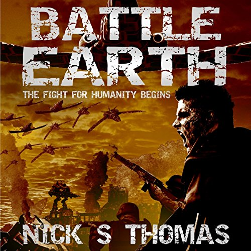 Battle Earth Audiobook By Nick S. Thomas cover art