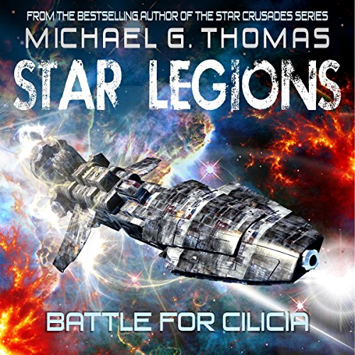 Battle for Cilicia Audiobook By Michael G. Thomas cover art