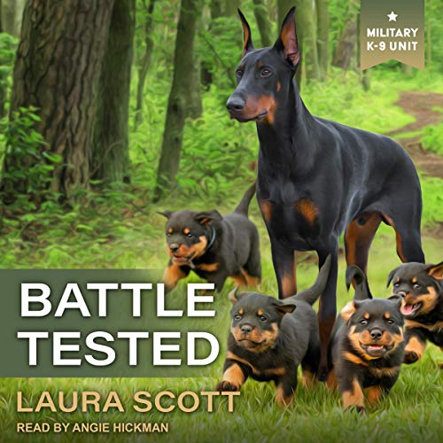 Battle Tested Audiobook By Laura Scott cover art