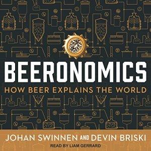 Beeronomics Audiobook By Johan Swinnen, Devin Briski cover art