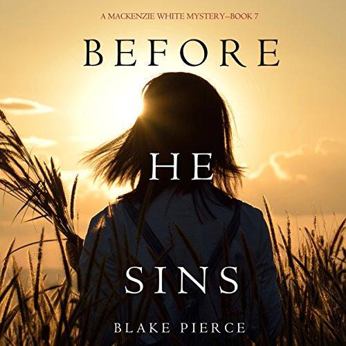 Before He Sins Audiobook By Blake Pierce cover art