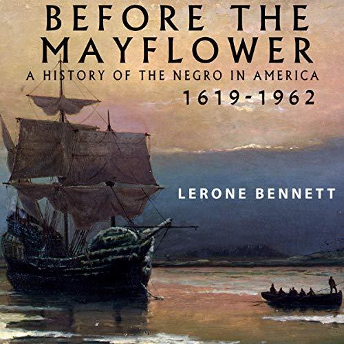 Before the Mayflower Audiobook By Lerone Bennett cover art