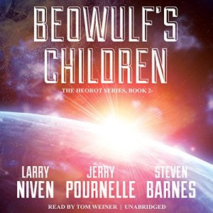 Beowulf's Children Audiobook By Larry Niven, Jerry Pournelle, Steven Barnes cover art