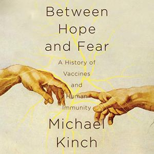 Between Hope and Fear Audiobook By Michael Kinch cover art