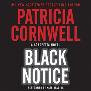 Black Notice Audiobook By Patricia Cornwell cover art