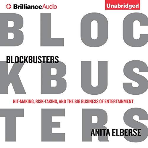 Blockbusters Audiobook By Anita Elberse cover art