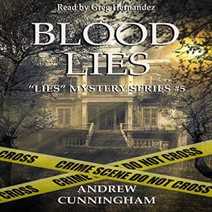 Blood Lies Audiobook By Andrew Cunningham cover art