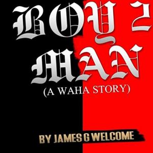 Boy 2 Man Audiobook By James Welcome cover art
