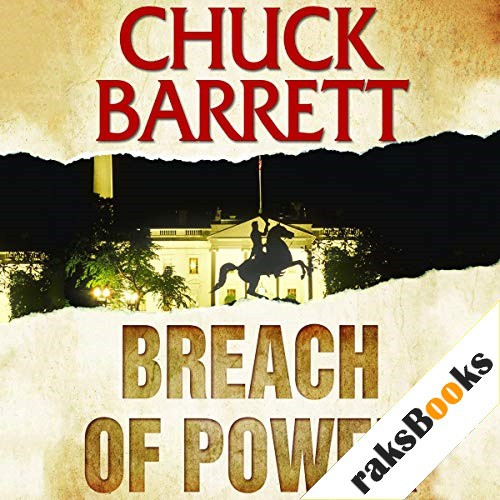 Breach of Power Audiobook By Chuck Barrett cover art