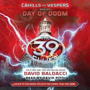 Cahills vs. Vespers, Book 6: Day of Doom Audiobook By David Baldacci cover art