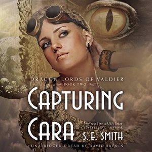 Capturing Cara Audiobook By S. E. Smith cover art