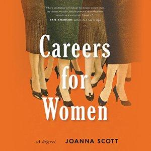 Careers for Women Audiobook By Joanna Scott cover art