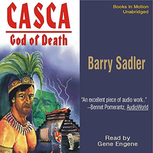 Casca: God of Death: Casca Series #2 Audiobook By Barry Sadler cover art