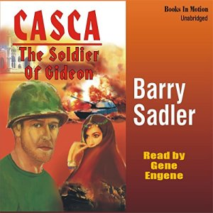 Casca: Soldier of Gideon: Casca Series #20 Audiobook By Barry Sadler cover art
