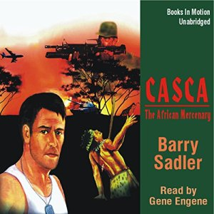 Casca the African Mercenary: Casca Series #12 Audiobook By Barry Sadler cover art