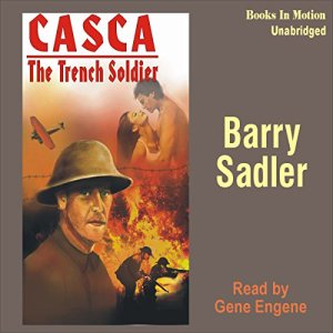 Casca: The Trench Soldier: Casca Series #21 Audiobook By Barry Sadler cover art