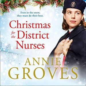 Christmas for the District Nurses Audiobook By Annie Groves cover art