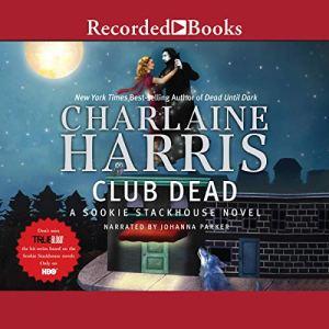 Club Dead Audiobook By Charlaine Harris cover art