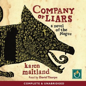 Company of Liars Audiobook By Karen Maitland cover art