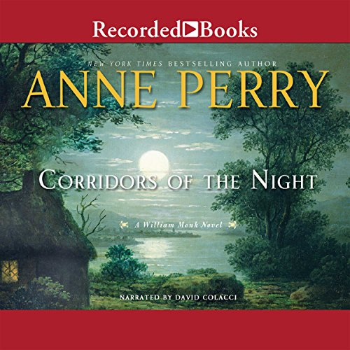 Corridors of the Night Audiobook By Anne Perry cover art