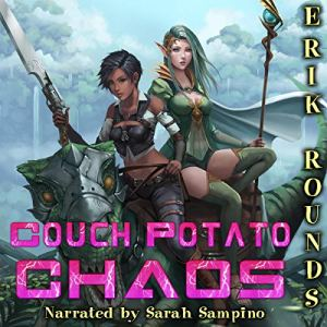 Couch Potato Chaos: Gamebound Audiobook By Erik Rounds cover art