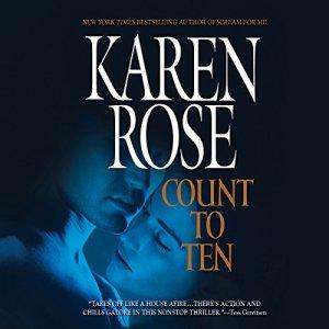 Count to Ten Audiobook By Karen Rose cover art