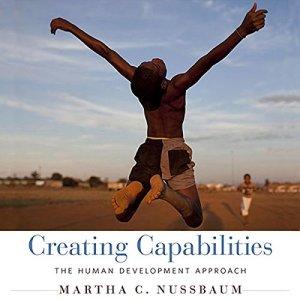 Creating Capabilities Audiobook By Martha C. Nussbaum cover art