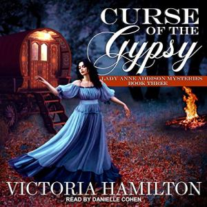 Curse of the Gypsy Audiobook By Victoria Hamilton cover art