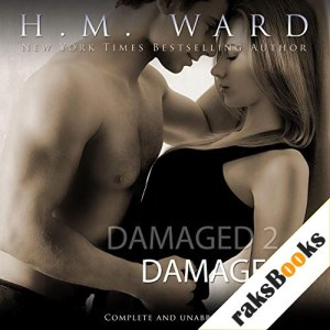 Damaged 2 Audiobook By H. M. Ward cover art