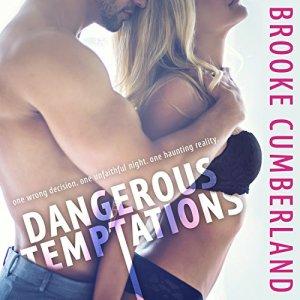 Dangerous Temptations Audiobook By Brooke Cumberland cover art