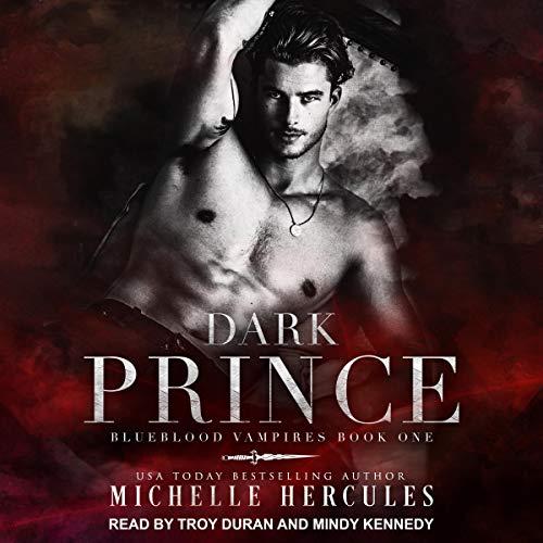 Dark Prince Audiobook By Michelle Hercules cover art