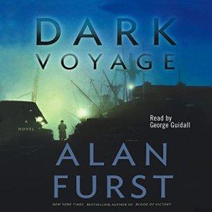 Dark Voyage Audiobook By Alan Furst cover art