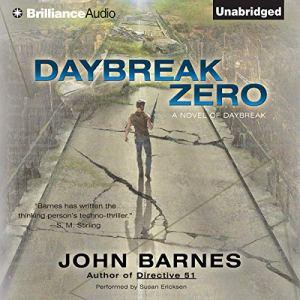 Daybreak Zero Audiobook By John Barnes cover art