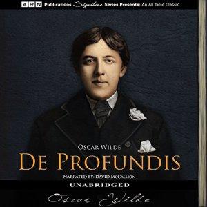 De Profundis Audiobook By Oscar Wilde cover art