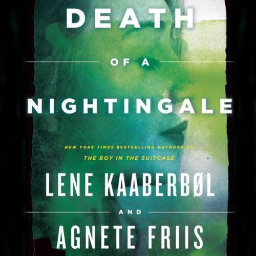 Death of a Nightingale Audiobook By Lene Kaaberbøl, Agnete Friis cover art