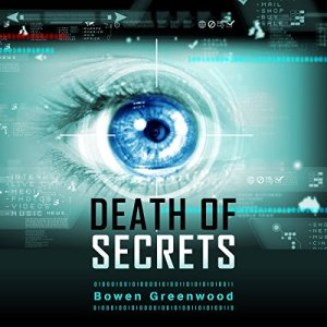 Death of Secrets Audiobook By Bowen Greenwood cover art