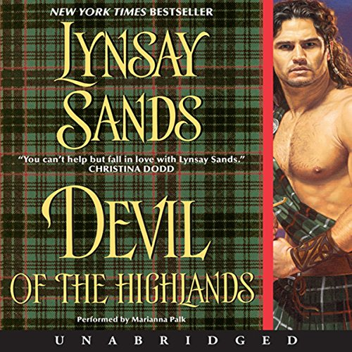 Devil of the Highlands Audiobook By Lynsay Sands cover art