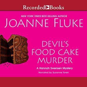 Devil's Food Cake Murder Audiobook By Joanne Fluke cover art